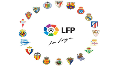 Camiseta La Liga 2019 2020 2017
