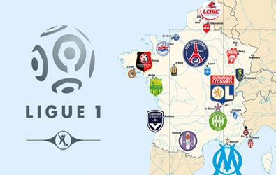 Camiseta Ligue 1 2019 2020 2017